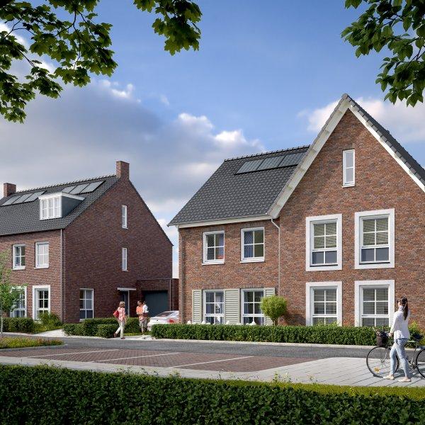 Nieuwbouwproject Tichellande Fase 6 in Druten