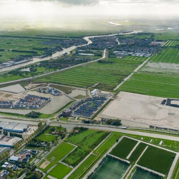 Nieuwbouwproject Wieringenhof in Gouda