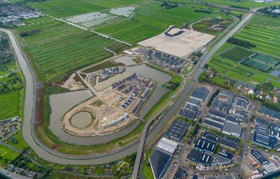 Nieuwbouwproject Wieringenhof te Gouda