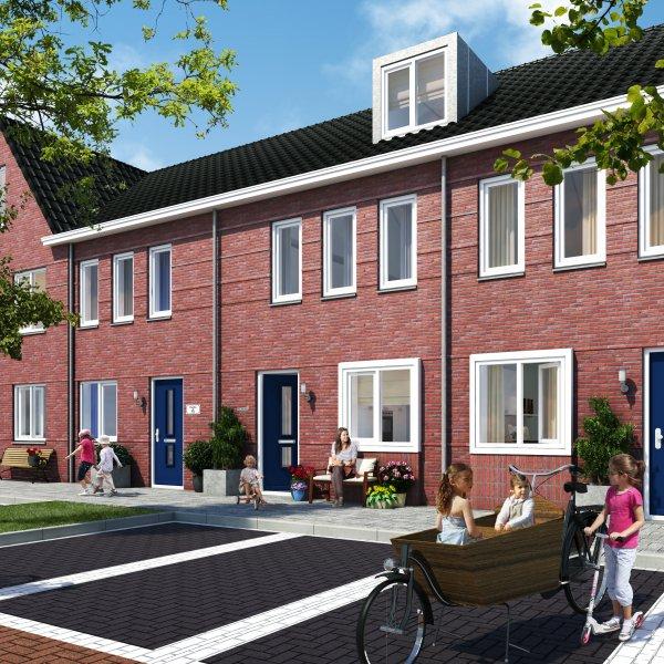 Nieuwbouwproject Kogerhof Fase 2 Koog aan de Zaan in Koog aan de Zaan