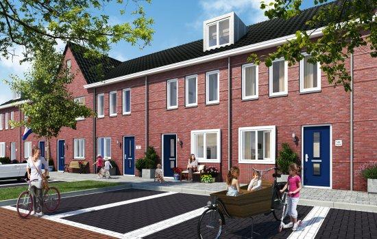 Nieuwbouwproject Kogerhof Fase 2 Koog aan de Zaan te Koog aan de Zaan