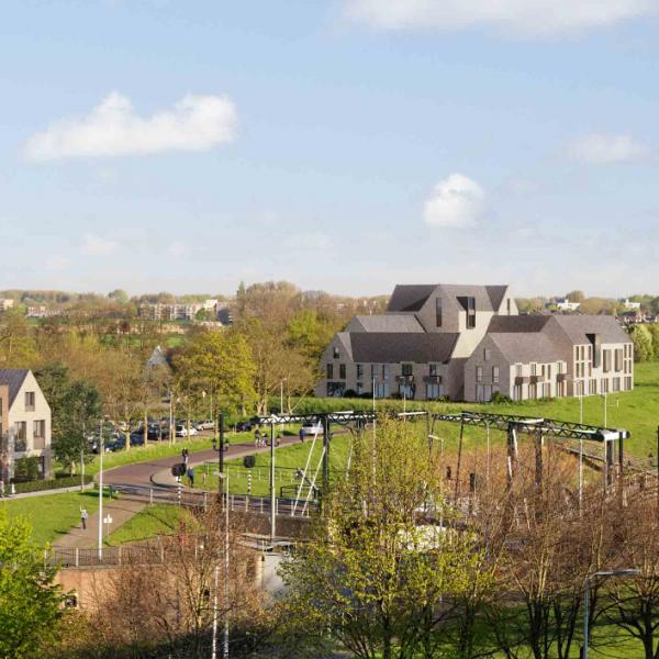 Nieuwbouwproject Sluiseiland in Vianen