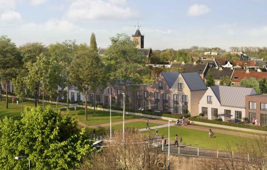 Nieuwbouwproject Vianen - Sluiseiland te Vianen