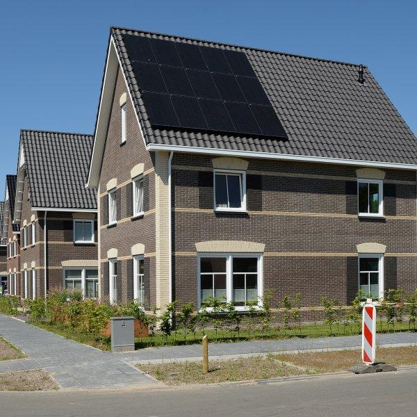 Nieuwbouwproject Woonpark Diepstroeten in Assen