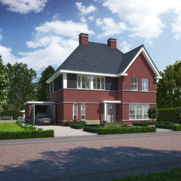 Nieuwbouwproject Nagtegael te Beilen