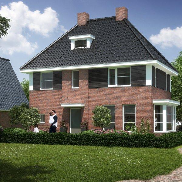 Nieuwbouwproject Nagtegael in Beilen