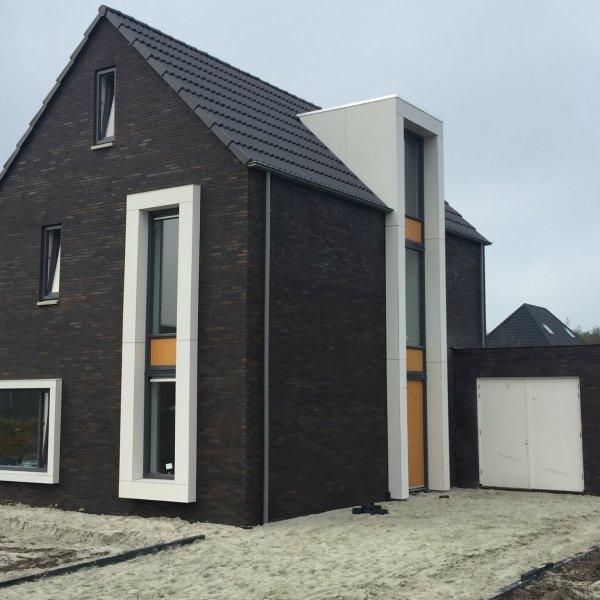 Nieuwbouwproject Tweede Dwarsdiep* te Gasselternijveenschemond