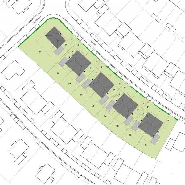 Nieuwbouwproject Spurrie in Beilen