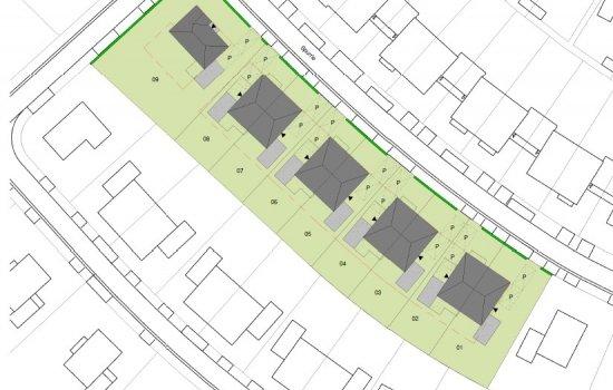 Nieuwbouwproject Spurrie te Beilen