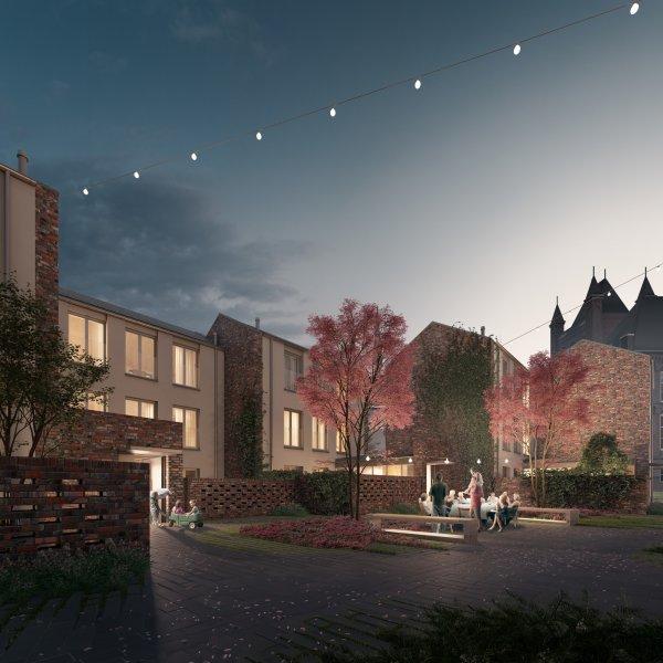 Nieuwbouwproject Hieronymuserf in Utrecht