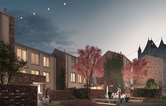 Nieuwbouwproject Hieronymuserf te Utrecht
