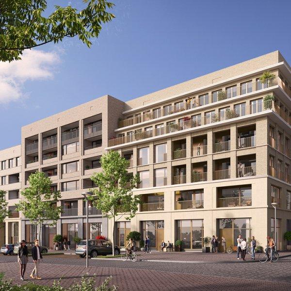 Nieuwbouwproject Greenville in Utrecht