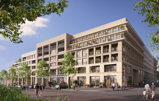 Nieuwbouwproject Greenville te Utrecht