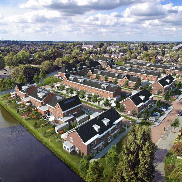 Nieuwbouwproject Wonen in de Fortuin in Krommenie