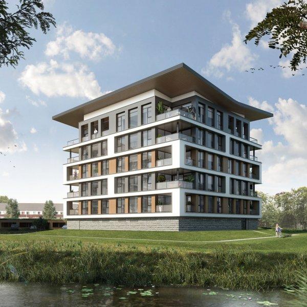 Nieuwbouwproject Veste, Zutphen te Zutphen