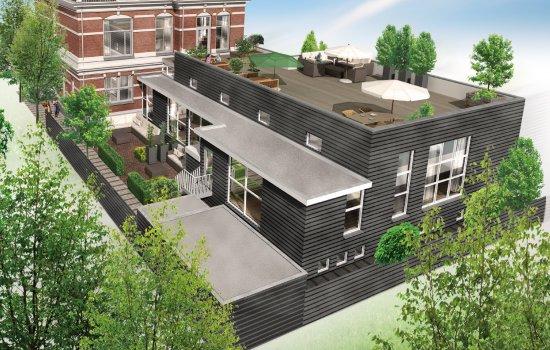 Nieuwbouwproject Villa Dubbele Buurt te Wormerveer