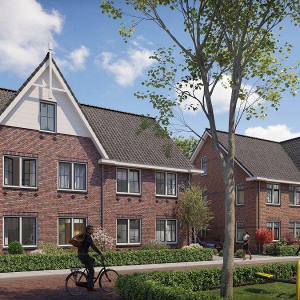 Nieuwbouwproject Voor de Brug  in Driebruggen
