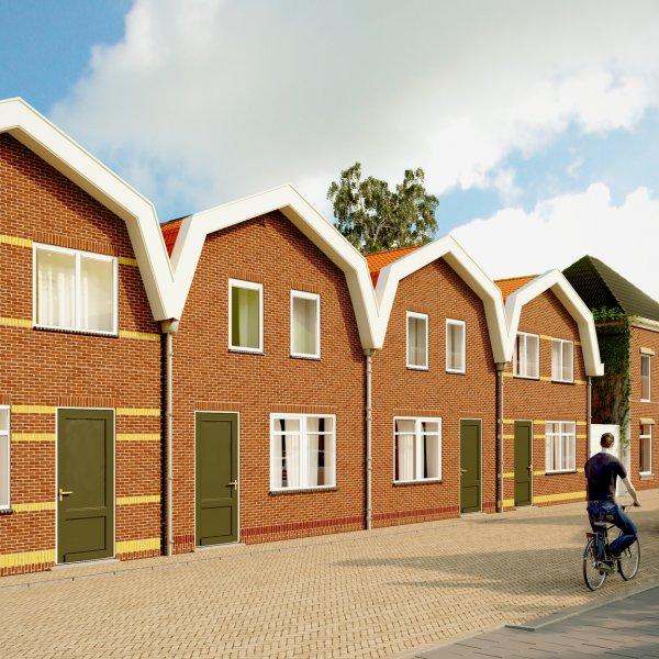 Nieuwbouwproject Lenteweelde in Koog aan de Zaan