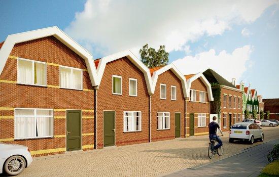 Nieuwbouwproject Lenteweelde te Koog aan de Zaan
