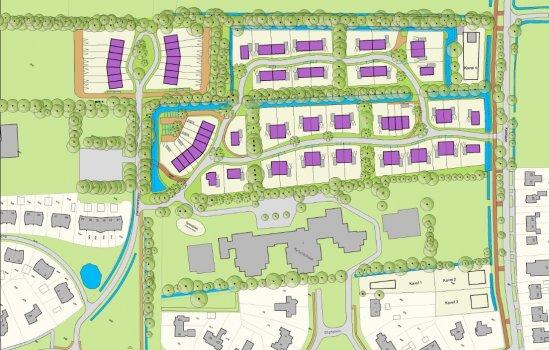 Nieuwbouwproject Esserdael te Harenerholt