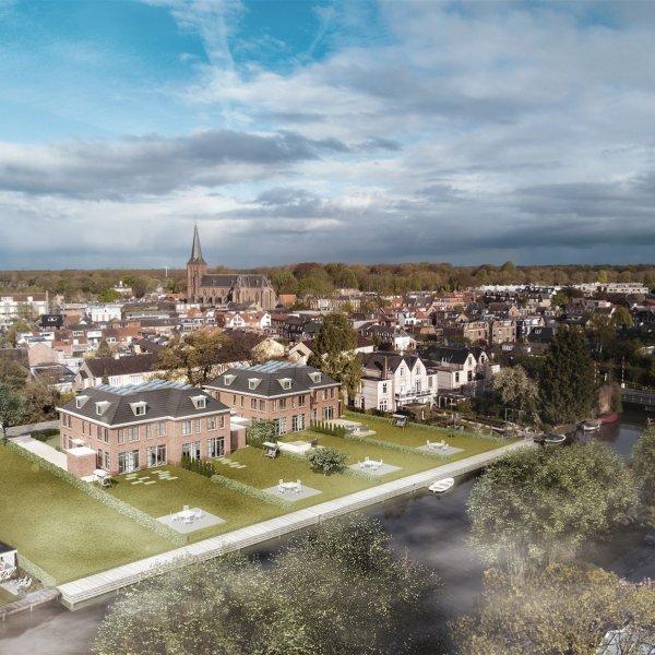 Nieuwbouwproject Parkweg aan de Vecht in MAARSSEN