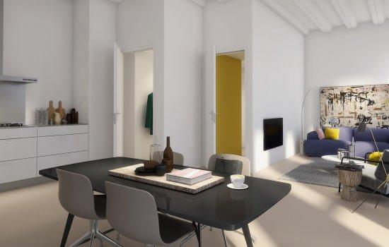 Nieuwbouwproject De Binck - Huur te Den Haag