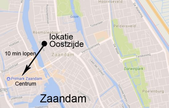 Nieuwbouwproject De Klamperhoek te Zaandam