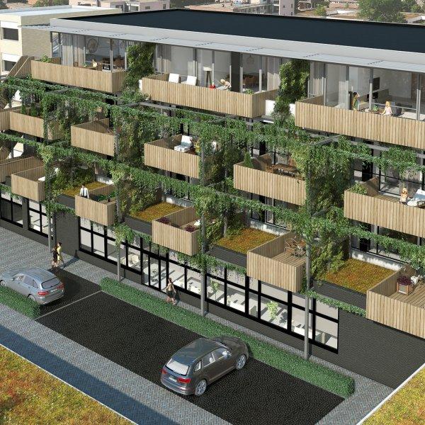 Nieuwbouwproject De Hooght in Zeist