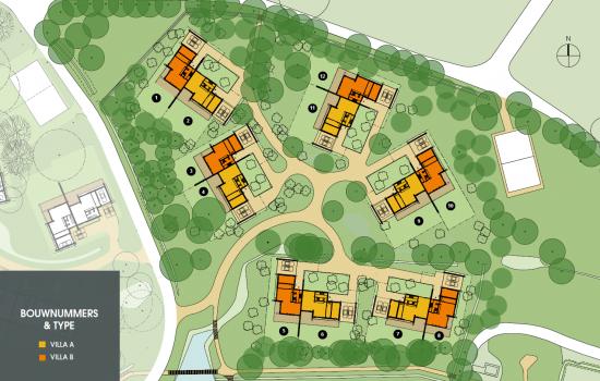 Nieuwbouwproject Parkwonen te Enschede
