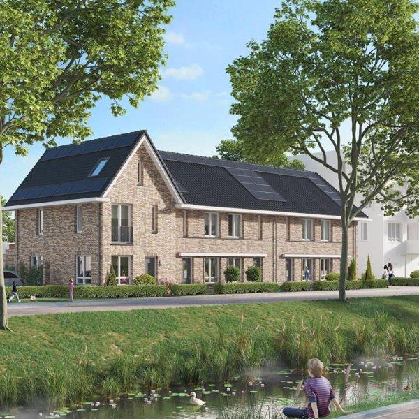 Nieuwbouwproject Hof van Leyland in Woerden