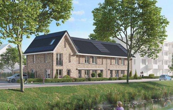 Nieuwbouwproject Hof van Leyland te Woerden