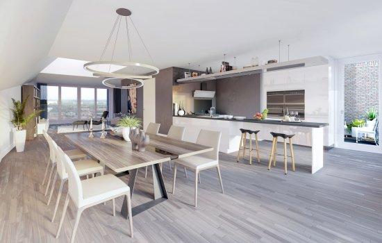 Nieuwbouwproject Kop van Hoog te Zwolle