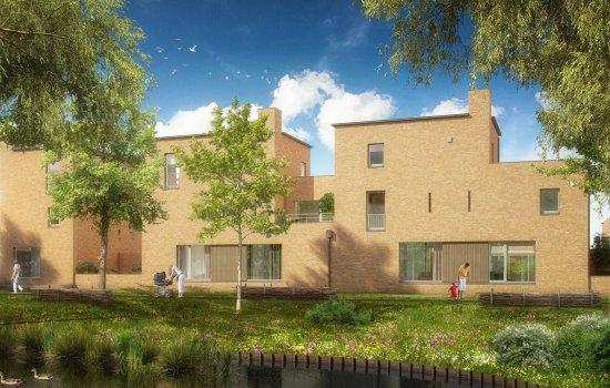 Nieuwbouwproject Engelse Park te Groningen