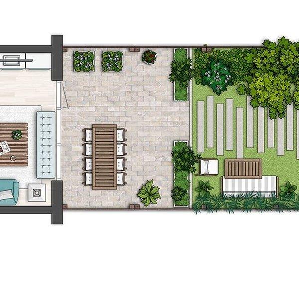 Nieuwbouwproject Watertuin | Meeroevers (vlek 7) in Meerstad