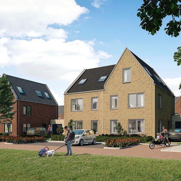 Nieuwbouwproject De Kleine Hortus | Melisseweg in Groningen