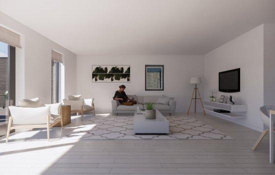 Nieuwbouwproject De Grandeur | Meeroeverslaan te Meerstad