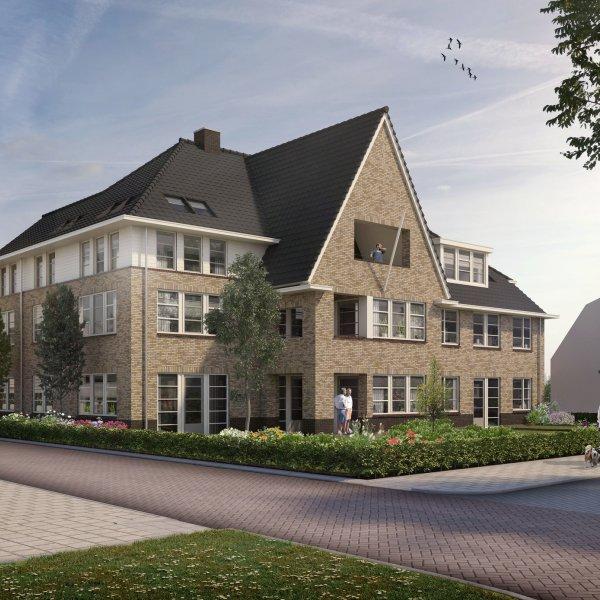 Nieuwbouwproject Zuiver Zuid te Zwolle