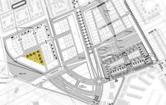 Nieuwbouwproject Goudplevier te Groningen
