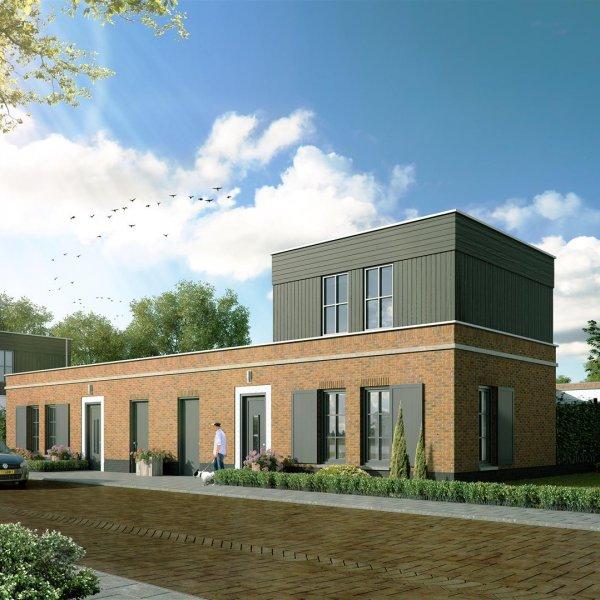 Nieuwbouwproject De Bleekerij Enschede te Enschede