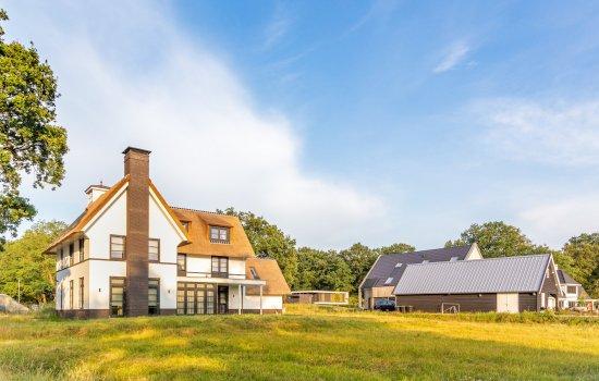 Nieuwbouwproject Bouwkavels 't Vaneker te Enschede