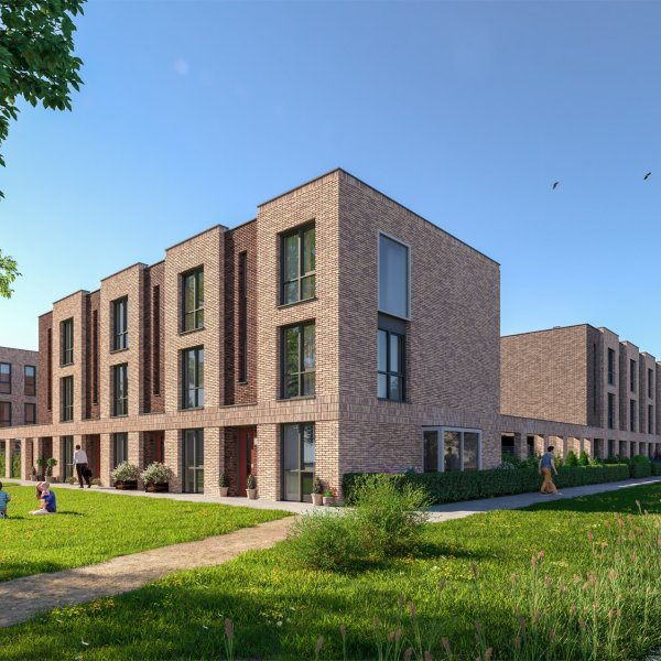 Nieuwbouwproject Schildersgilde - Woerden in Woerden
