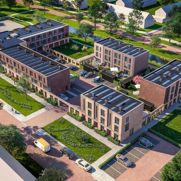 Nieuwbouwproject Schildersgilde - Woerden te Woerden