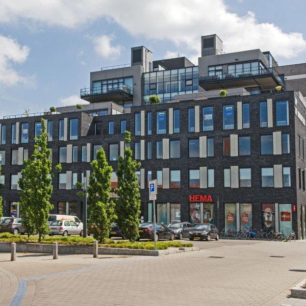 Nieuwbouwproject Het Brouwhuis te Enschede
