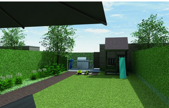 Nieuwbouwproject Groenplaats Boswinkel Oost te Enschede