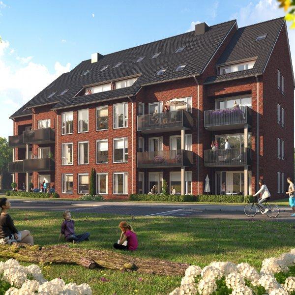 Nieuwbouwproject APPARTEMENTEN BOSWINKEL te Enschede