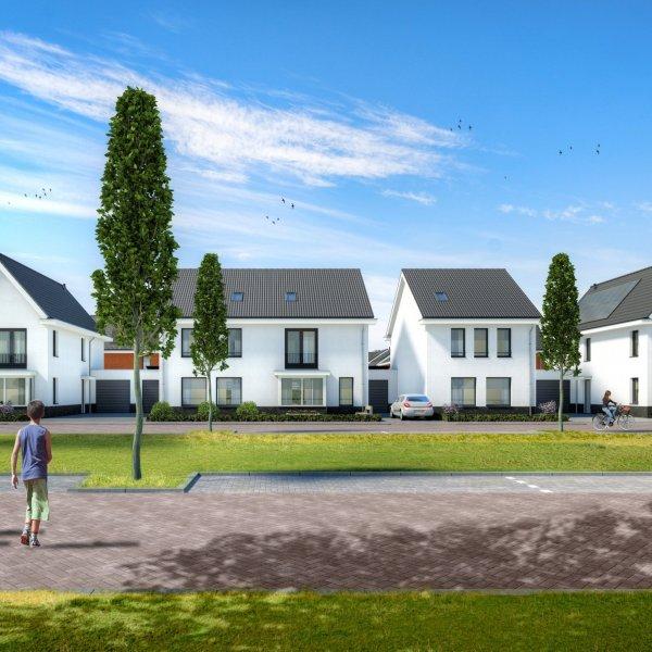 Nieuwbouwproject Eersel - Klokstaart / Kerkloop in Eersel