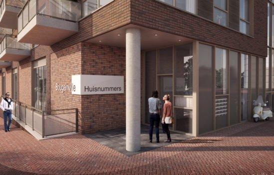 Nieuwbouwproject Hart van Stokhorst