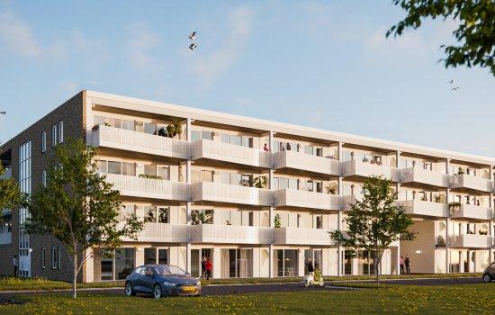 Nieuwbouwproject BLOCK030 te Utrecht