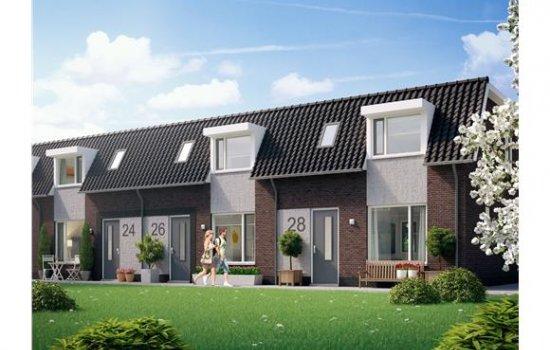 Nieuwbouwproject Het Hofkwartier fase 2 te Enschede