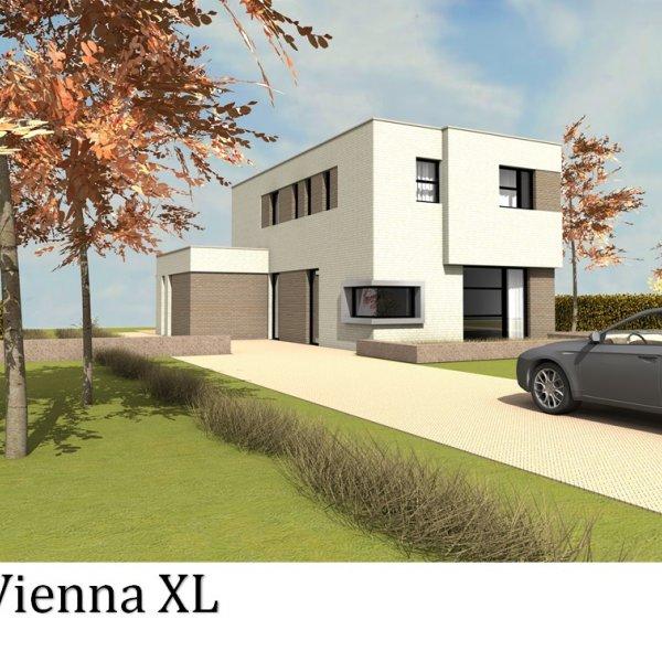 Nieuwbouwproject Blauwestad Kievit in Blauwestad